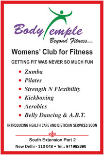Body Temple Advertisement